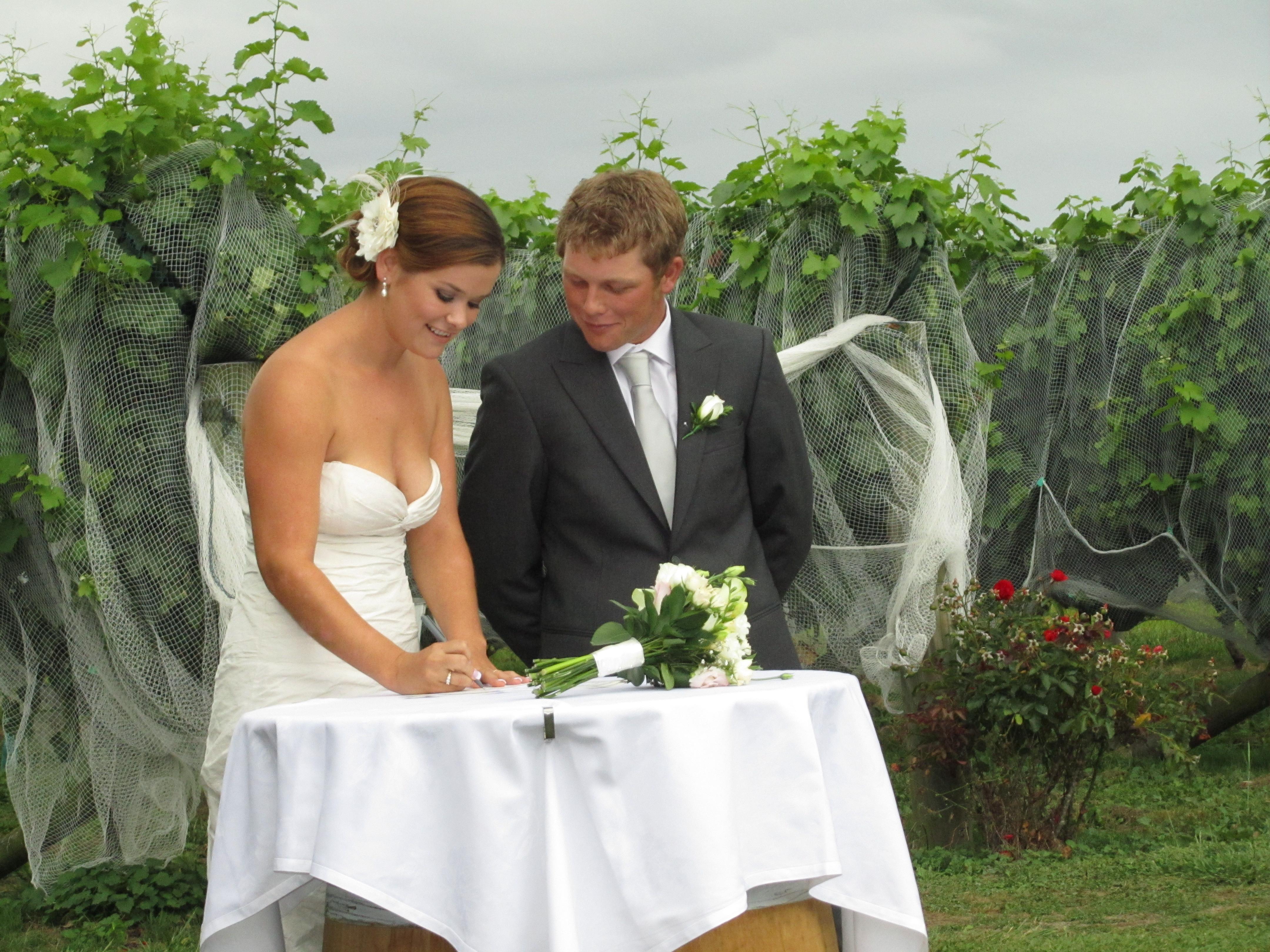 Wedding at Waiwurrie